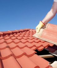 Commercial Roof Insurance Claim